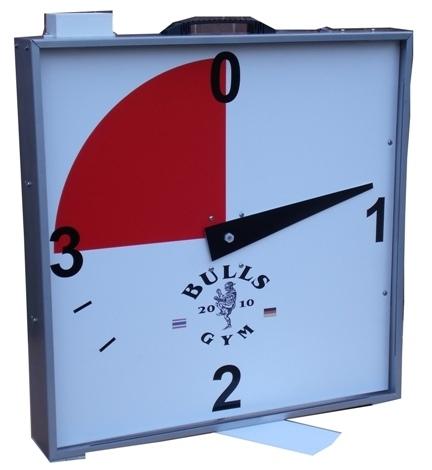 Boxing Gym Clock Timer Boxing-Ring-Timing-Clocks SportClox